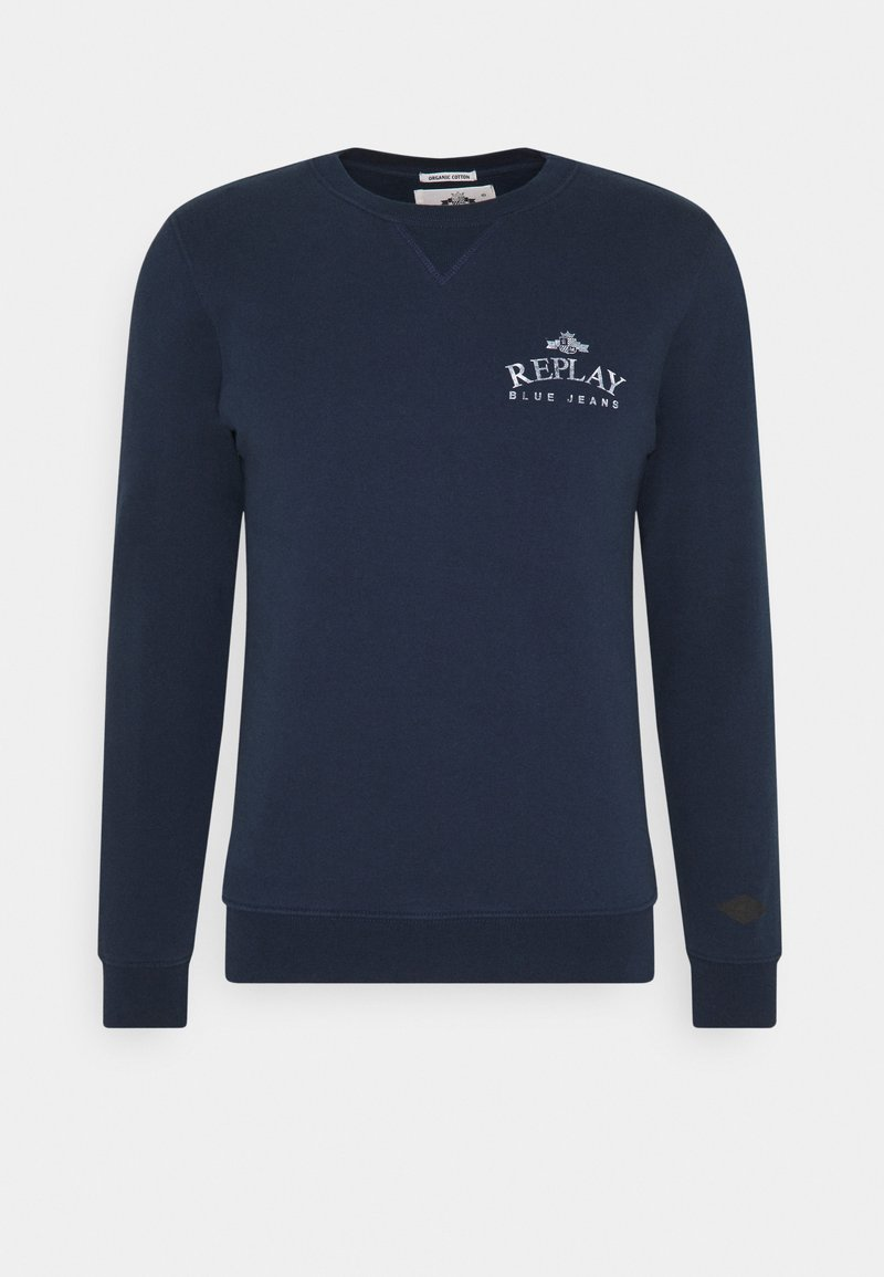 Replay - Sweatshirt - blue
