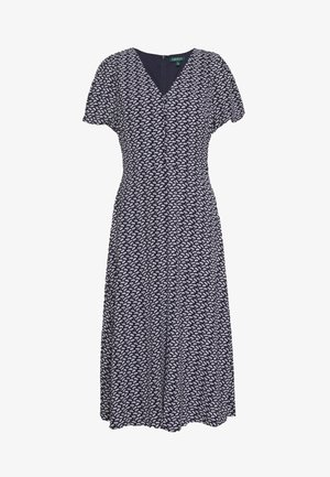 DRESS - Shirt dress - lighthouse navy