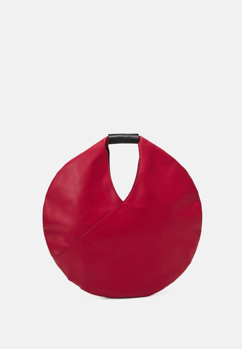 MM6 Maison Margiela - JAPANESE CIRCLE BAG - Tote bag - red
