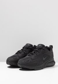 Nike Sportswear - AIR MAX 200 - Sneakers laag - black - 6