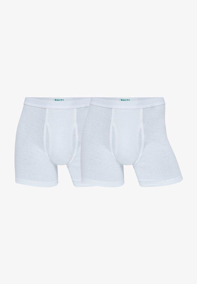 2 PACK - Onderbroeken - white
