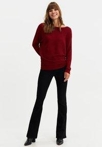 WE Fashion - Jumper - vintage red - 1