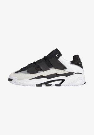 NITEBALL STREETBALL LIGHTSTRIKE - Sneakers - core black/ftwr white/silver met.