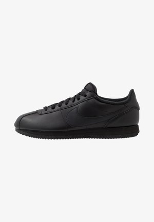 CORTEZ BASIC - Matalavartiset tennarit - black/anthracite/white