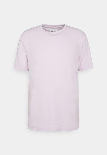 UNISEX - Jednoduché triko - lilac