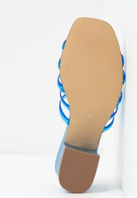 Steven New York - ISAK - Heeled mules - blue - 6