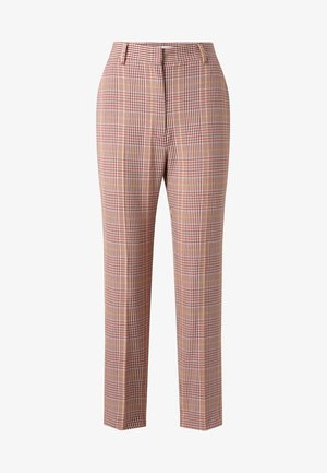 Trousers - blush