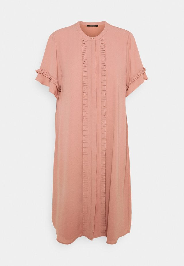 CAMILLA MADSINE DRESS - Korte jurk - dusty rose
