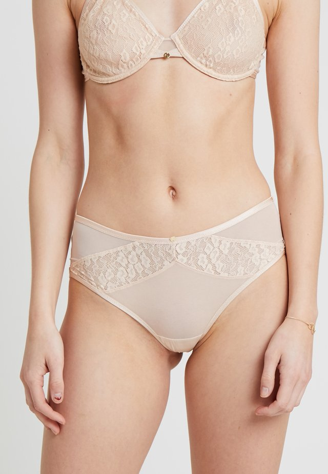 SPIRIT SHORTY - Briefs - beige doré
