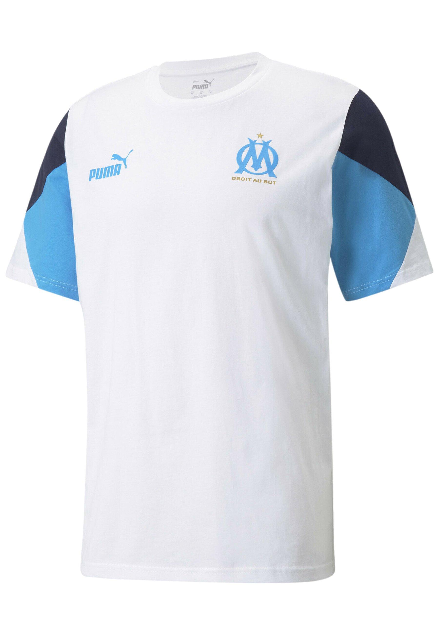 Uomo OLYMPIQUE DE MARSEILLE FTBLCULTURE TEE - T-shirt sportiva