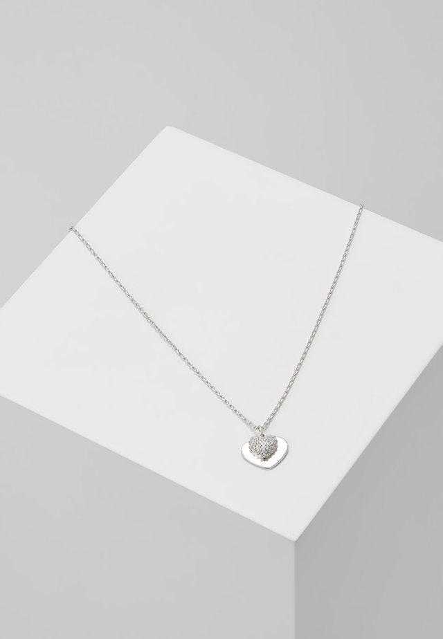 PREMIUM - Necklace - silver-coloured