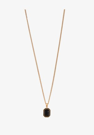 HOLY SEE YA PENDANT NECKLACE - Necklace - gold-coloured