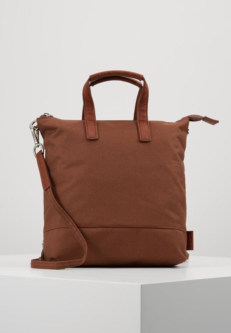 Jost - XCHANGE BAG MINI - Rucksack - midbrown