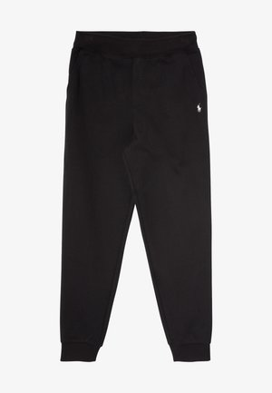 BOTTOMS - Pantaloni sportivi - polo black