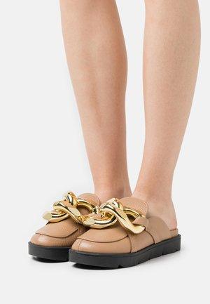 GO CRAZY - Sandaler - beige