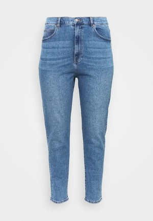 NORA - Jeans slim fit - empress blue