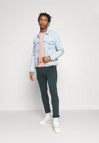 Replay - ZEUMAR HYPERFLEX  - Slim fit jeans - dark green - 1