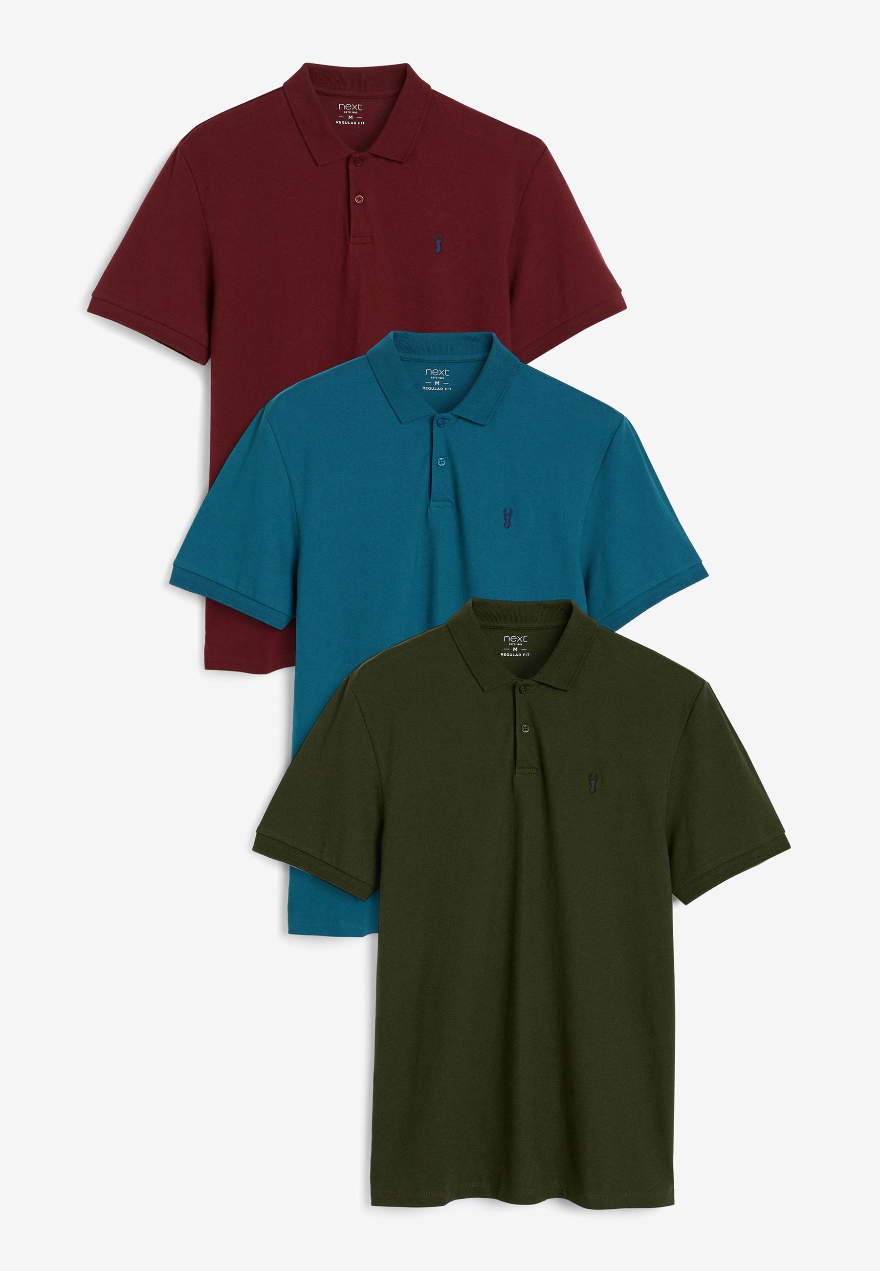 Homme 3 PACK - Polo