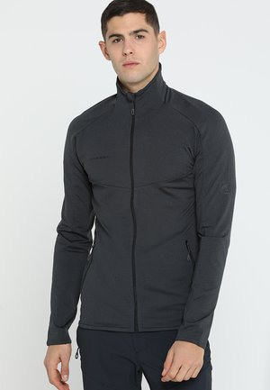 NAIR JACKET MEN - Zip-up hoodie - black