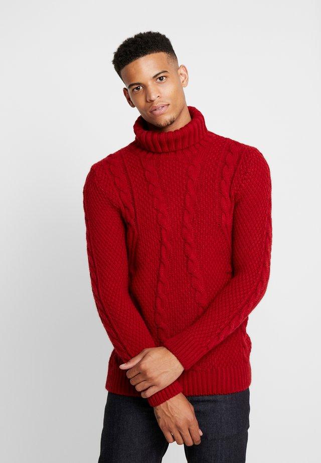 MAGLIA - Pullover - red