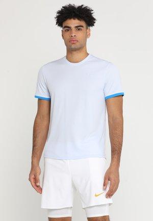 DRY - T-shirt - bas - half blue/photo blue