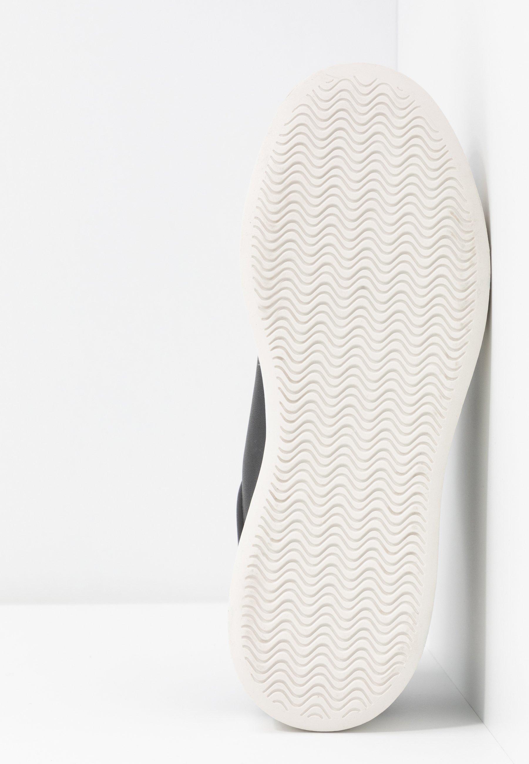 U.S. Polo Assn. BLANCH - Baskets basses - black - Sneakers femme Excellent