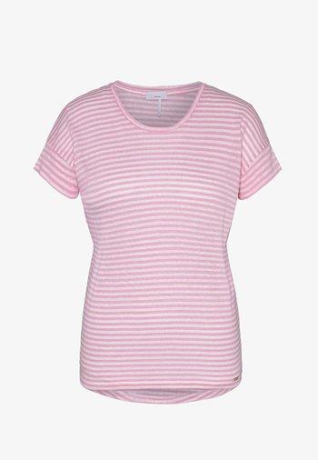 Print T-shirt - rosé