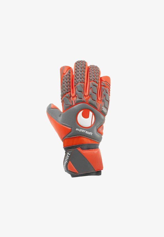 Goalkeeping gloves - graurot
