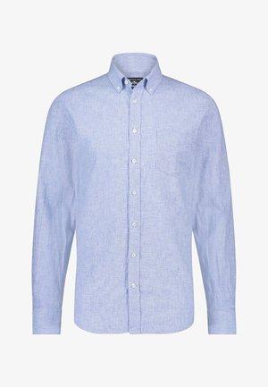 Shirt - white/grey blue