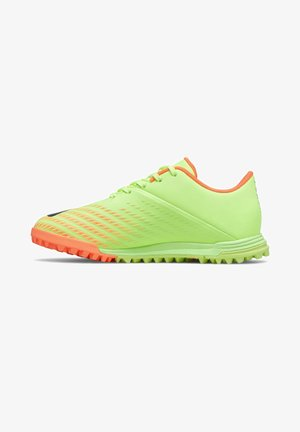 Voetbalschoenen voor kunstgras - neon yellow