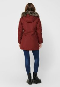 ONLY - ONLKATY  - Winter coat - fired brick - 2