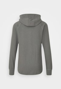 G-Star - TONAL JIRGI HOOD  - Zip-up hoodie - honeycomb jersey io - gs grey - 7