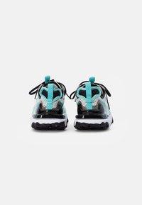 Nike Sportswear - NIKE REACT VISION UNISEX - Tenisky - bone/tropical twist-black-white - 2