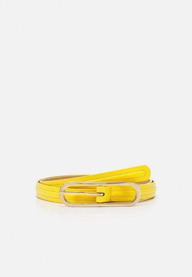 OMAR - Midjebelte - giallo sole