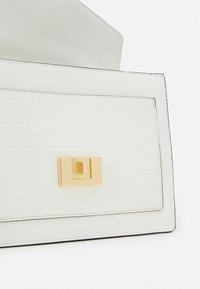 ALDO - MEGUSTA - Torebka - bright white/gold-coloured - 3