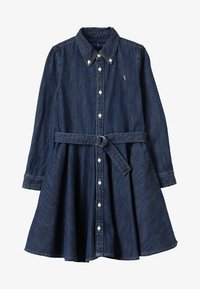 Polo Ralph Lauren - DENIM - Denim dress - indigo - 4