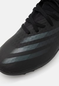 adidas Performance - X GHOSTED.3 FOOTBALL TURF - Astro turf trainers - core black/grey six - 5