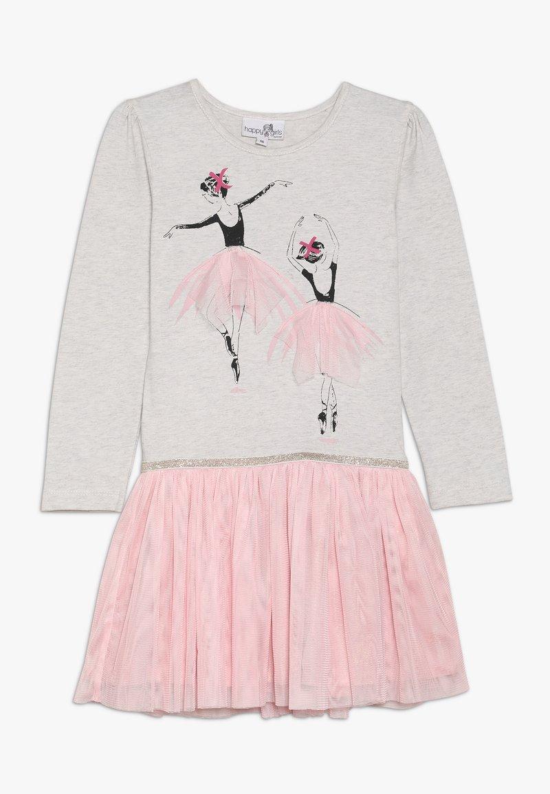 happy girls - Vestido ligero - rose