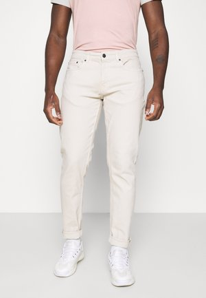NEPARIS - Slim fit jeans - off white