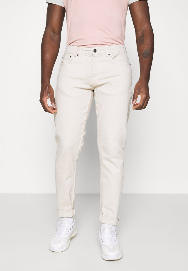 NEPARIS - Jean slim - off white