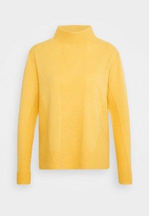 Jumper - honey mustard
