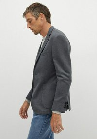 Mango - LONDON - Blazer jacket - gris - 3