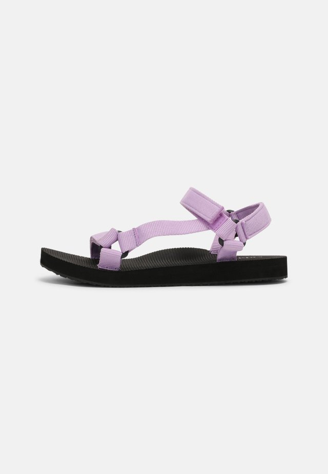 STORMY SPORTY - Sandales - lilac