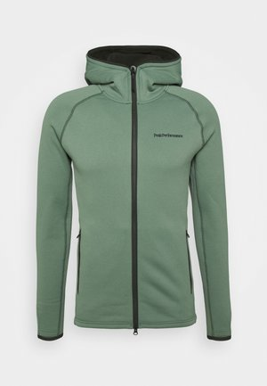 CHILL ZIP HOOD - Fleece jacket - fells view