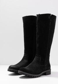s.Oliver - Winter boots - black - 4