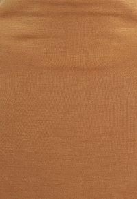 Fashion Union - ANTOINETTE - Top sdlouhým rukávem - pecan - 6