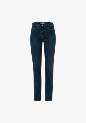 STYLE LAURA SLASH - Slim fit jeans - stoned mit effekt