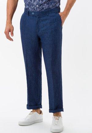 STYLE EVANS - Pantalon classique - blue