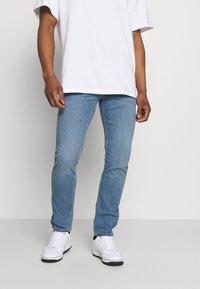 Lee - RIDER - Slim fit jeans - light used - 0
