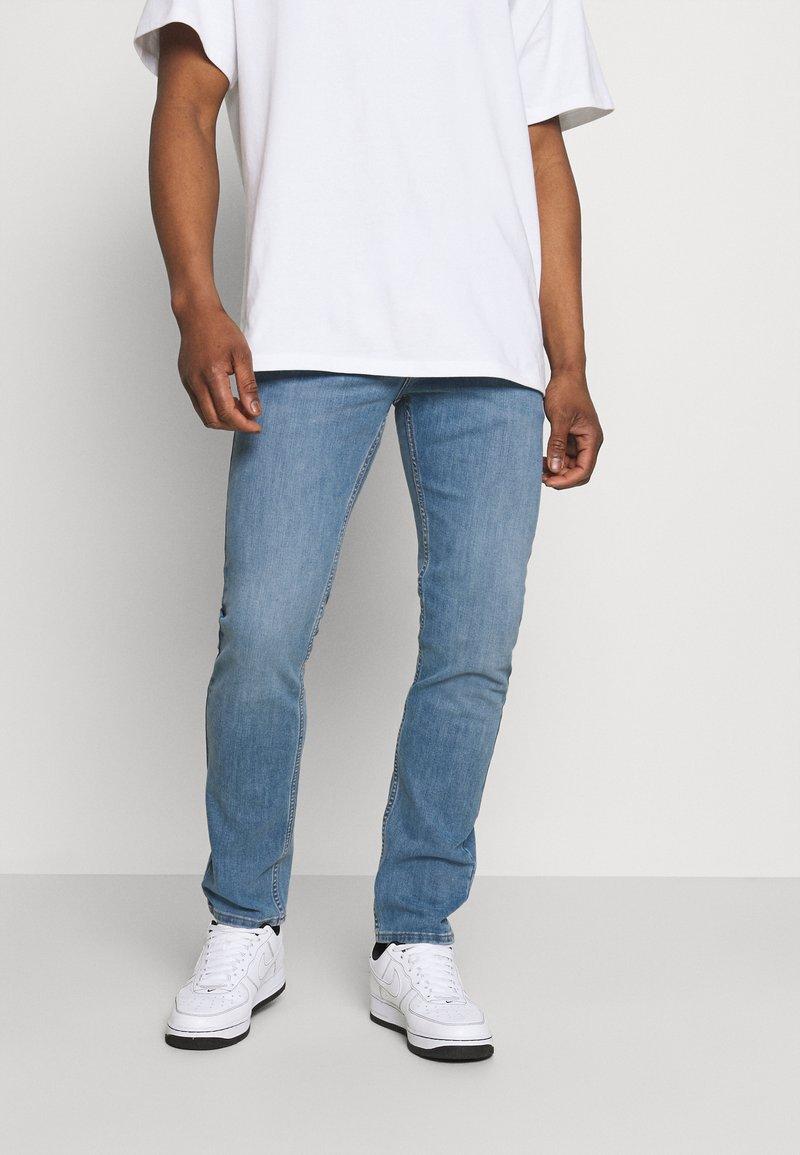 Lee - RIDER - Slim fit jeans - light used